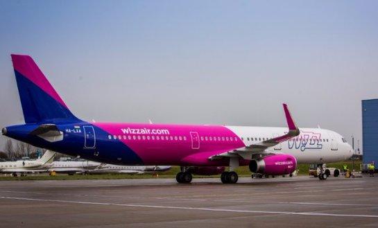 Wizz Air временно перейдет в аэропорт Борисполь