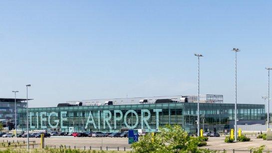 Российский Boeing «задавил» испанский самолет в аэропорту Бельгии