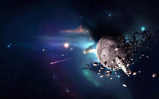 НЛО попали на видео в процессе показа модуля «Купол»