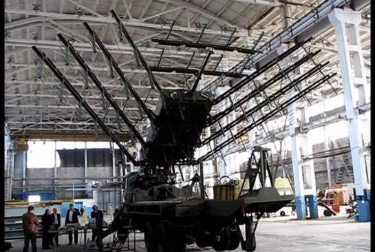 В Украине создали уникальный радар для обнаружения самолетов-невидимок