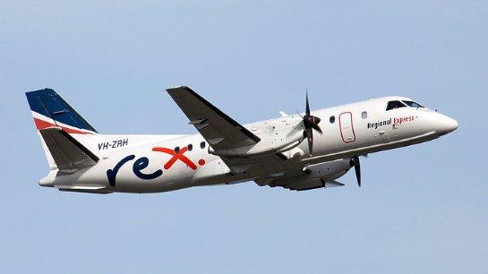 В Австралии пассажирский самолет «потерял» пропеллер в полете