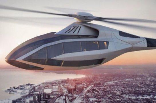 Американцы показали вертолет будущего
