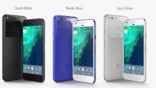 Новый телефон от Google