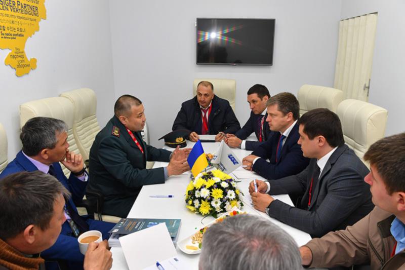 ГП «Завод 410 ГА» принимал участие в КАDEX-2018
