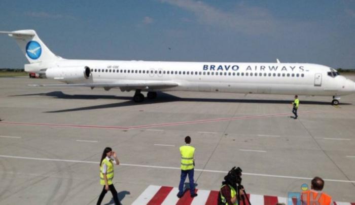 Авиакомпания Bravo запустит авиарейс Херсон-Люблин по цене 1300 грн