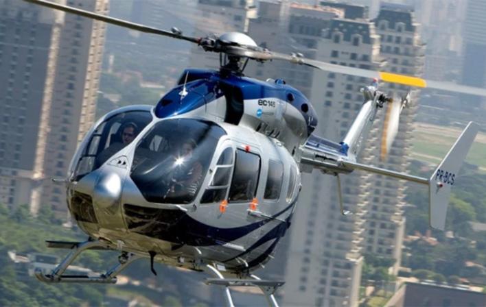 Украина подписала с Францией соглашение на 55 спасательных вертолетов