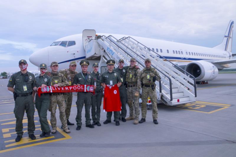 В аэропорту «Киев» увеличен прием бизнес-джетов