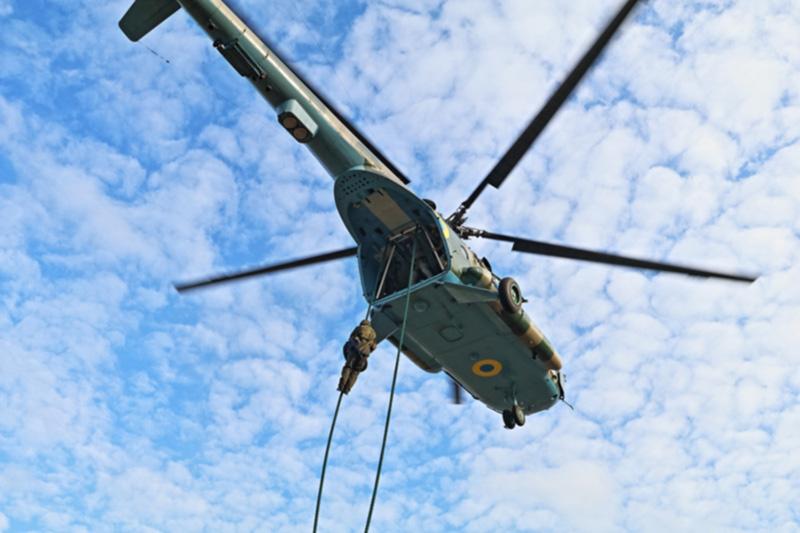 Система безпарашутного десантирования «Канат-1» заменит «Адаптер» на вертолетах Ми-8Т