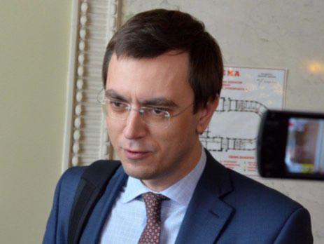 Омелян рассказал о «закрытом» небе над Днепром и новом аэропорте