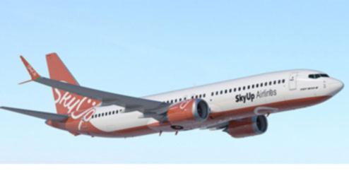 SkyUp подала заявки на полеты по 55 маршрутам