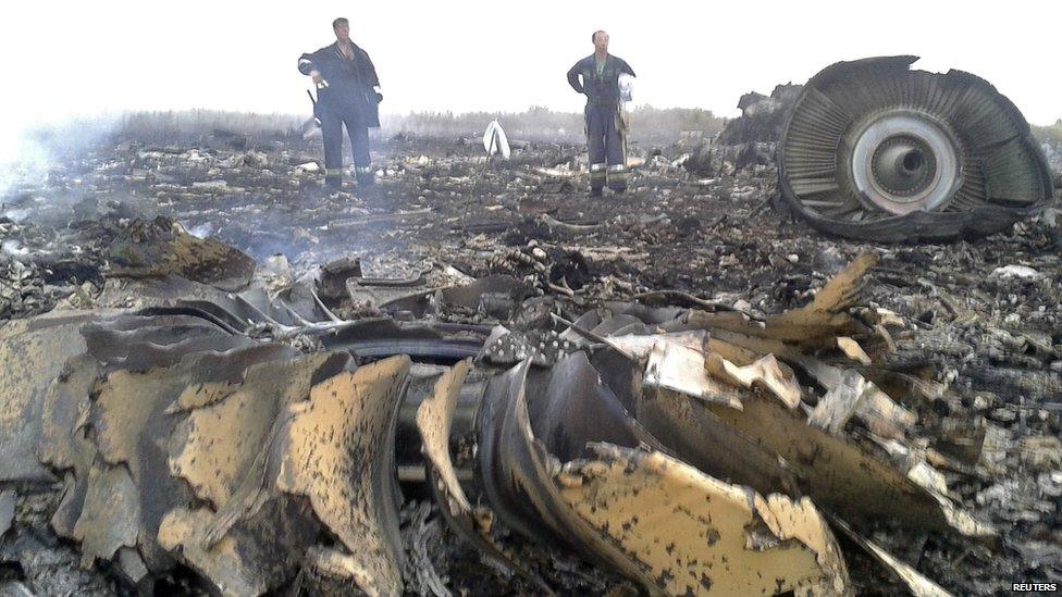 ЕС призывает Россию признать ответственность за сбитый над Украиной «Боинг»