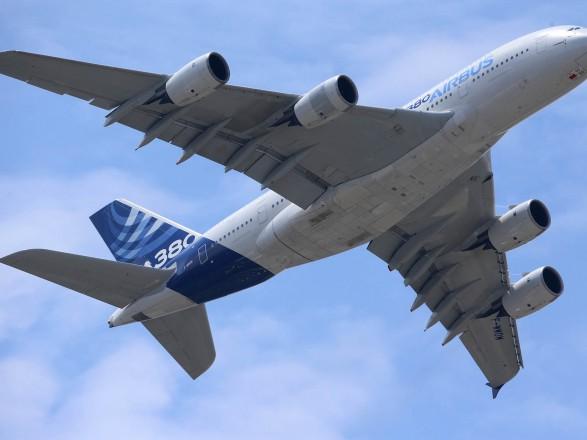 Два  самолета Airbus А380 собираются утилизировать