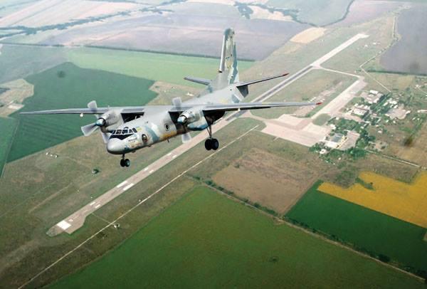Что делали «АНы» в небе над Донбассом