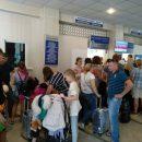 Из аэропорта Запорожье стартовали рейсы в Барселону
