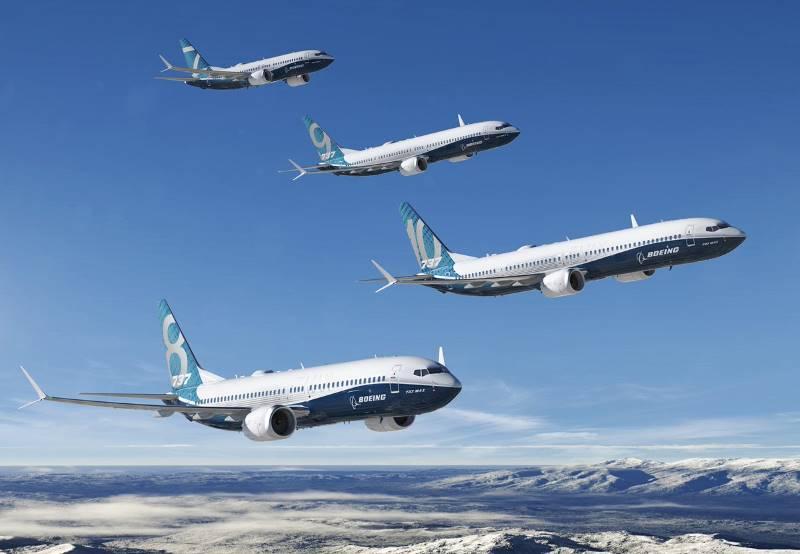 Boeing отказался поставлять самолеты в Иран
