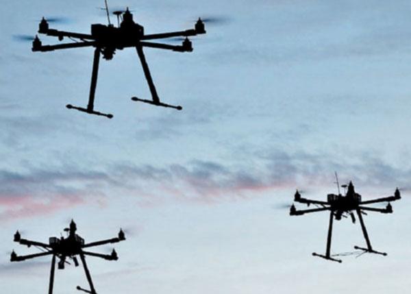 Госавиаслужба установила ограничения на полеты дронов весом до 2 кг