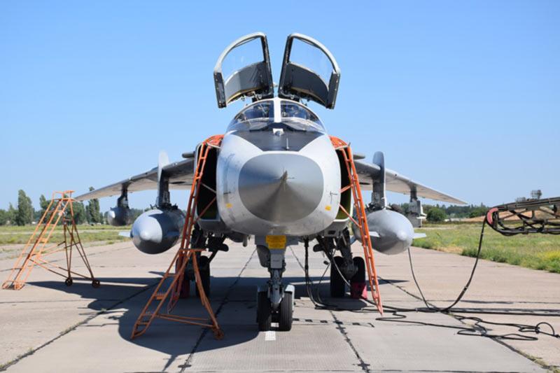 «НАРП» передал ВСУ очередной СУ-24МР