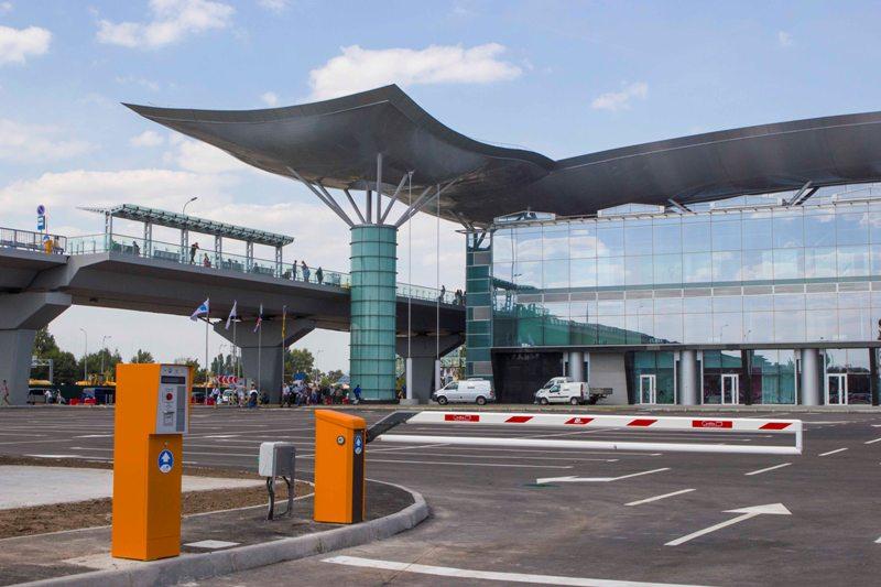 Строительство паркинга возле терминала «D» в аэропорту «Борисполь» будет …