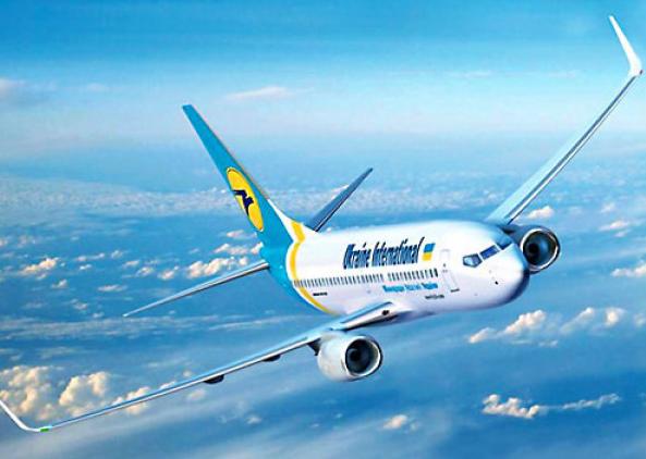 МАУ начала полеты между Киевом и Торонто