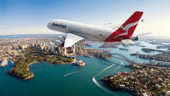 Авиакомпания Qantas присоединяется к программе Amadeus NDC-X