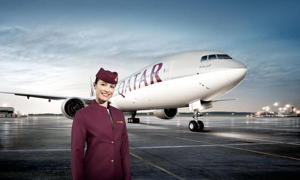 Авиакомпания Qatar Airways ищет в Киеве бортпроводников