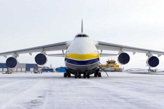 «Антонов» ответил на планы России по воспроизводству Ан-124-100