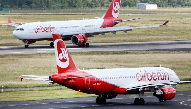 Lufthansa и Ryanair скандалят из-за 11 самолетов обанкротившейся AirBerlin