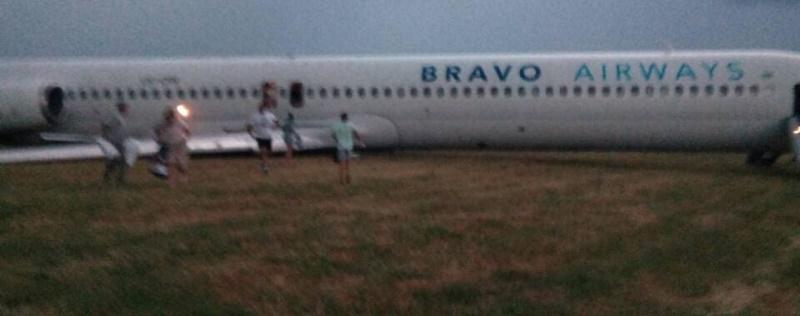 Следственные действия не могли быть причиной аварии самолета 14 июня — НАБУ