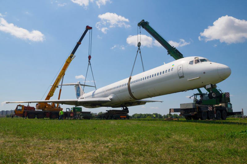 В аэропорту Киев заявили, что происшествие с самолетом  АК Bravo Airways связано с действиями НАБУ