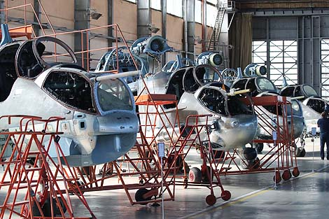 У Богуслаева экспроприируют авиаремонтный завод в Орше