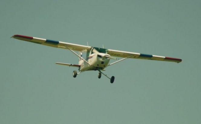 Полеты и выставка самолетов