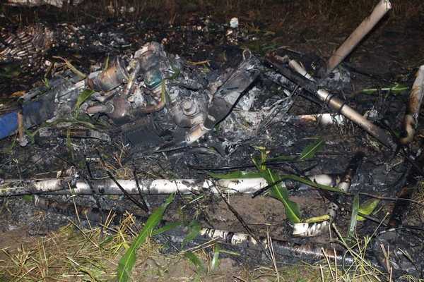 В Тернопольской области разбился мотодельтаплан. Пилот погиб.