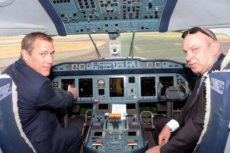 ГП Антонов и Aviall планируют поэтапное формирование схемы кооперации