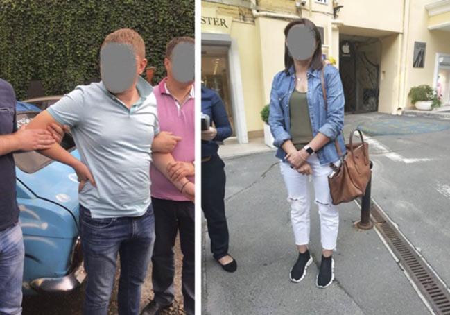 Сотрудники аэропорта Борисполь задержаны на взятке за участие в тендере