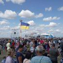 На День Независимости в Майском состоится авиашоу «Свободное небо»