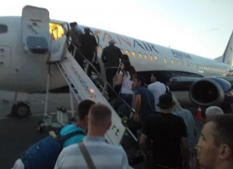 Долгие часы в аэропорту и «недолет» багажа