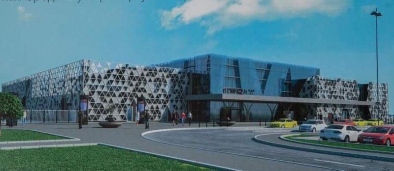 На новый терминал аэропорта Запорожье выделят еще 150 млн.