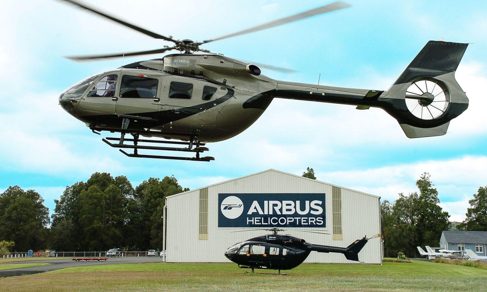В авиапарк МВД до конца года поступят четыре вертолета из Франции