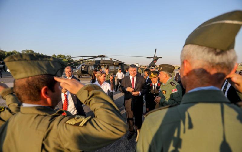 «Мотор-Сич» и «Авиакон» модернизируют 17 вертолетов турецкой жандармерии за …