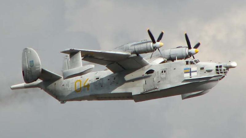 Николаевские авиаремонтники займутся самолетами-амфибиями БЕ-12