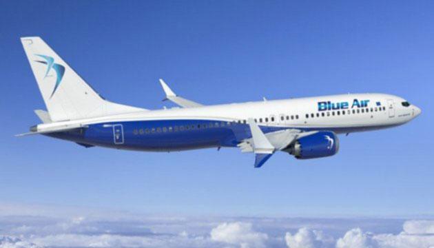 Румынский лоукостер Blue Air заходит в Польшу