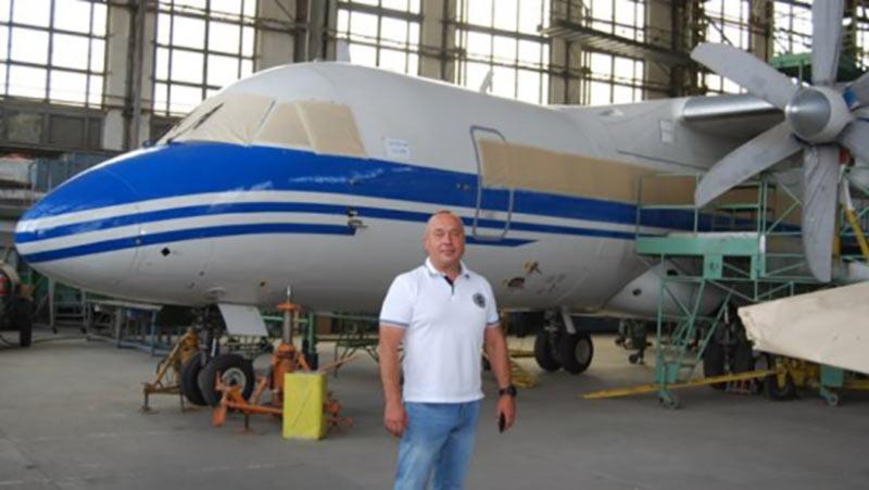 На ХАЗе ремонтируют египетский лайнер и готовятся выпускать фюзеляжи для вертолетов