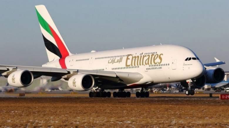 Emirates повышает цены на билеты с вылетом из Украины