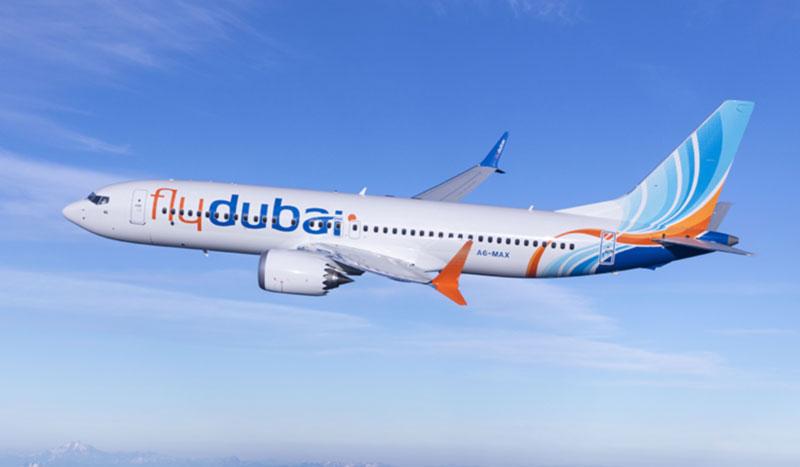 flydubai переносит рейсы из Жулян в аэропорт Борисполь
