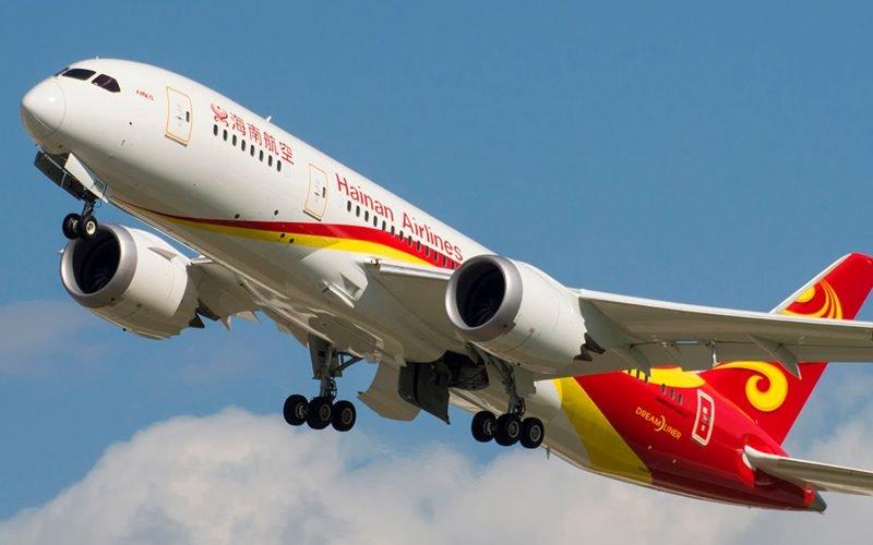 В Борисполь выполнила рейсы новая авиакомпания