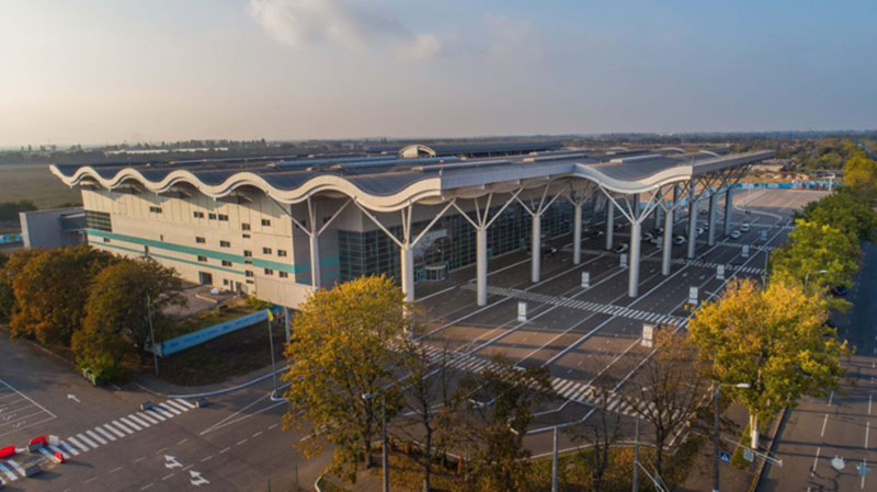Аэропорт в Одессе реконструируют до конца 2019 года