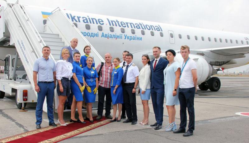 Аэропорт Одесса встретил миллионного пассажира