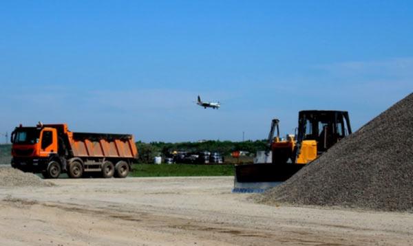 На реконструкцию аэропорта Одесса запланировали более 1 млрд. грн.