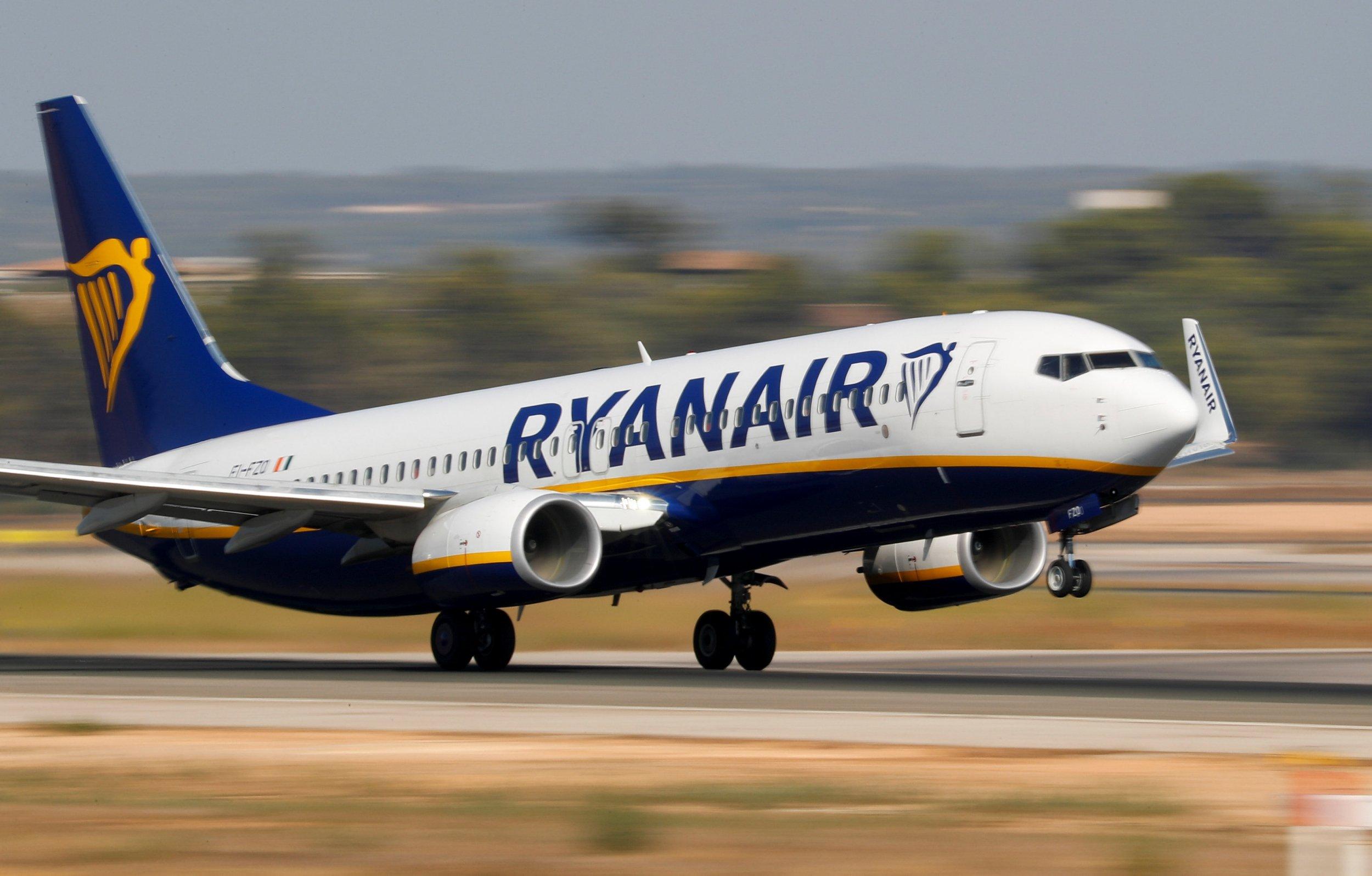 Ryanair планирует развитие в Украине