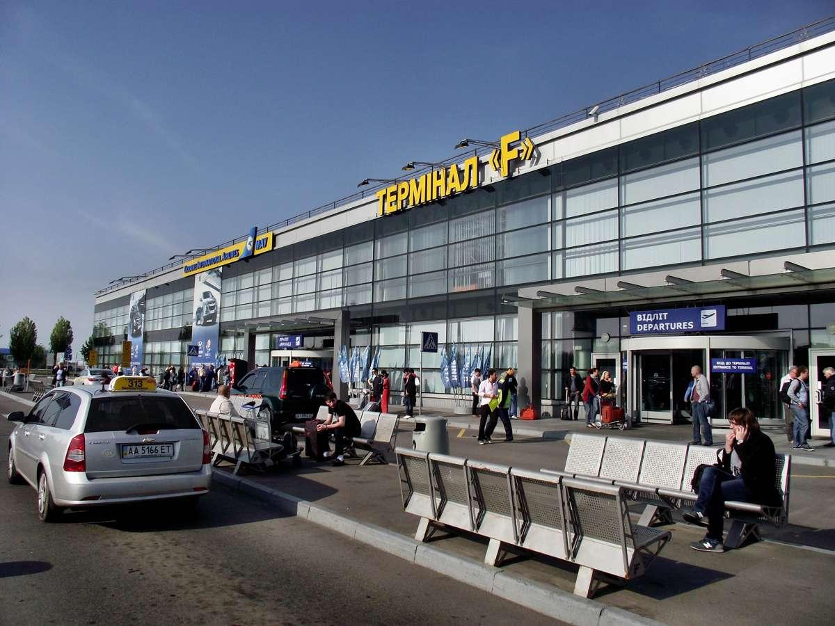 Аэропорт Борисполь намерен расконсервирвоать терминал F